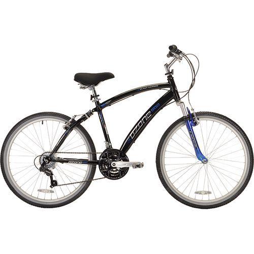 ozone 500 u00ae men u0026 39 s black canyon 26 u0026quot  comfort bicycle