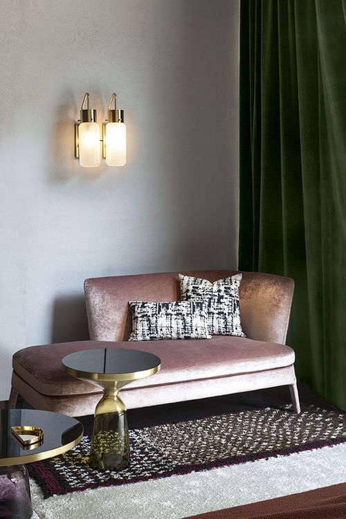 Today's inspiration: Art Deco interiors. Find more at Luxxu Blog
