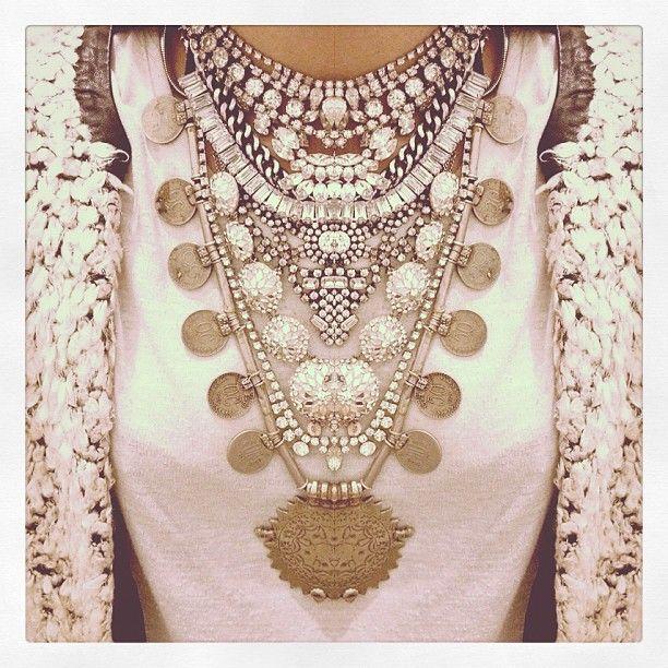 21 Best Statement Necklace Images On Pinterest: Best 25+ Big Necklaces Ideas On Pinterest