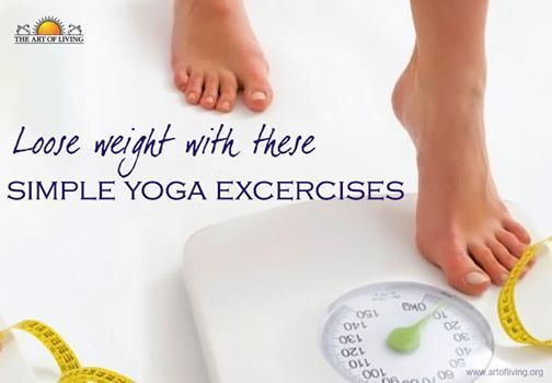 Conventional methods of weight loss not working for you? Try some yoga! www.artofliving.org/in-en/yoga/yoga-for-beginners/yoga-poses-for-weight-loss