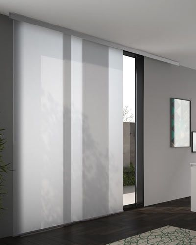 Panel Bar vertical blind contemporary