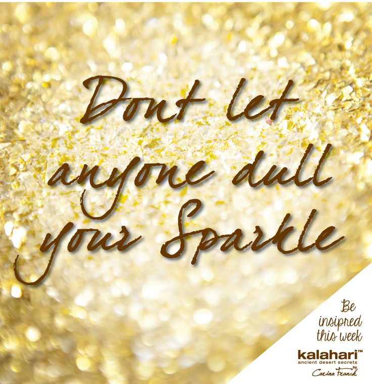 Be inspired this week... Shimmer and Shine! @KalahariStyle #KalahariLifestyle #BeInspired #ShimmerandShine