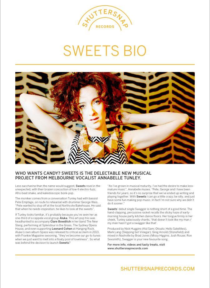 Sweets Bio