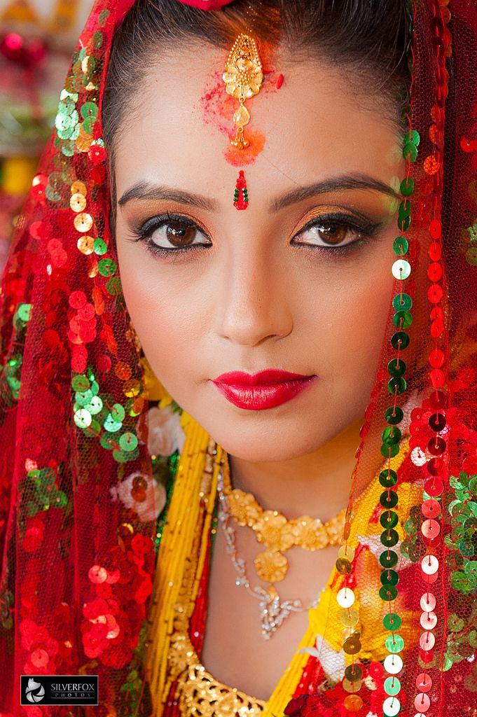 beautiful bride eyes - photo #3