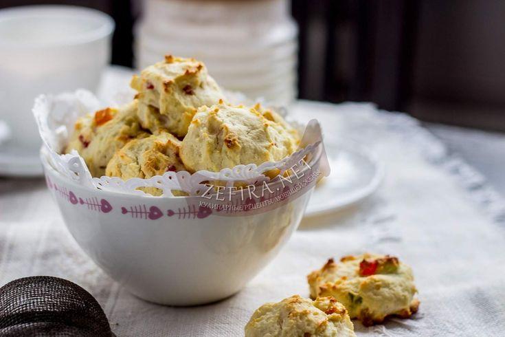 Простой рецепт печенья из рикотты — Кулинарные рецепты любящей жены
