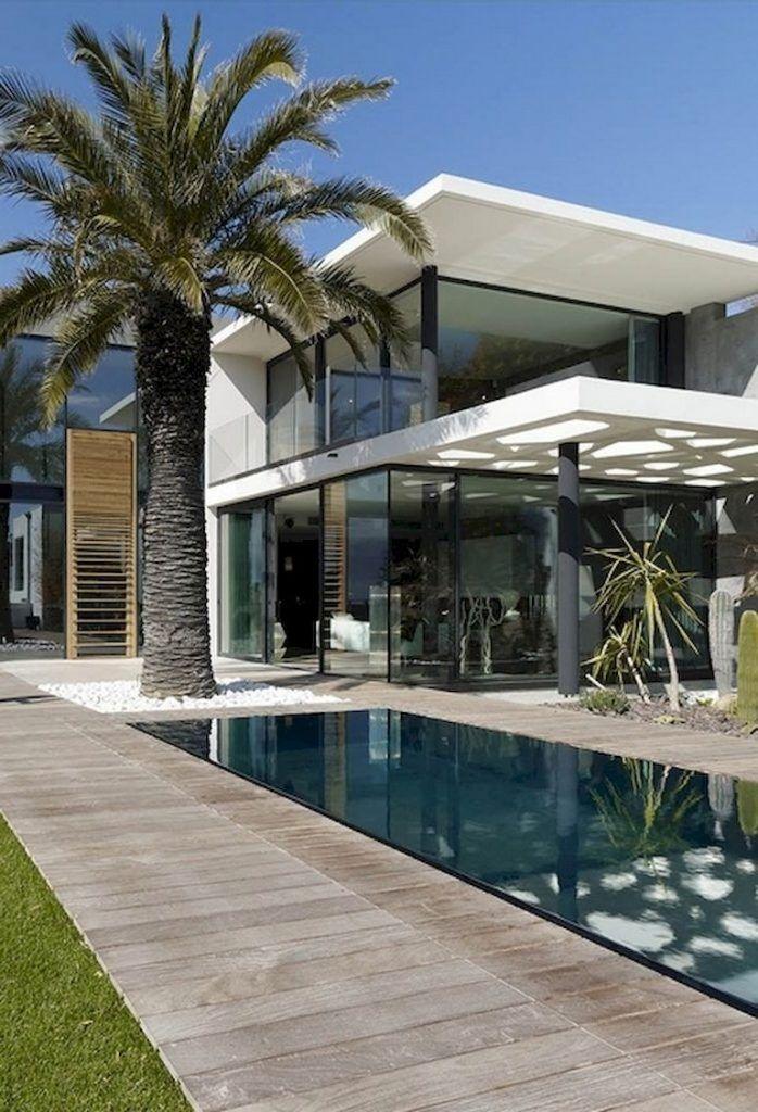 96+ Amazing Latest Modern House Designs Architecture | Home Decor