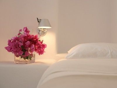 Small Space Ideas From A Greek Villa Villas Of Santorini