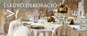 Bérelhető asztali futó esküvőre, vagy méretre vágható egész darabból
