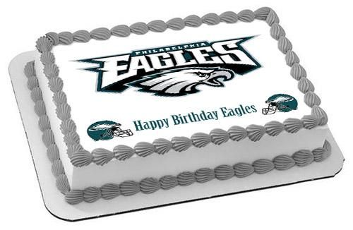 Eagles Birthday Cake