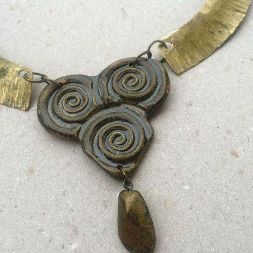 Náhrdelník pro keltskou ženu II