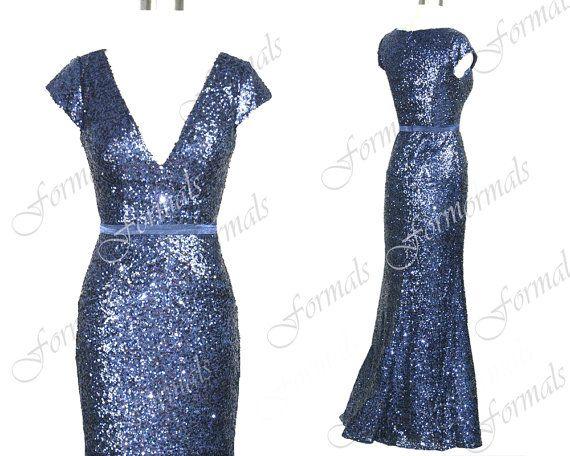 1000  ideas about Navy Sequin Dress on Pinterest | Sequin dress ...