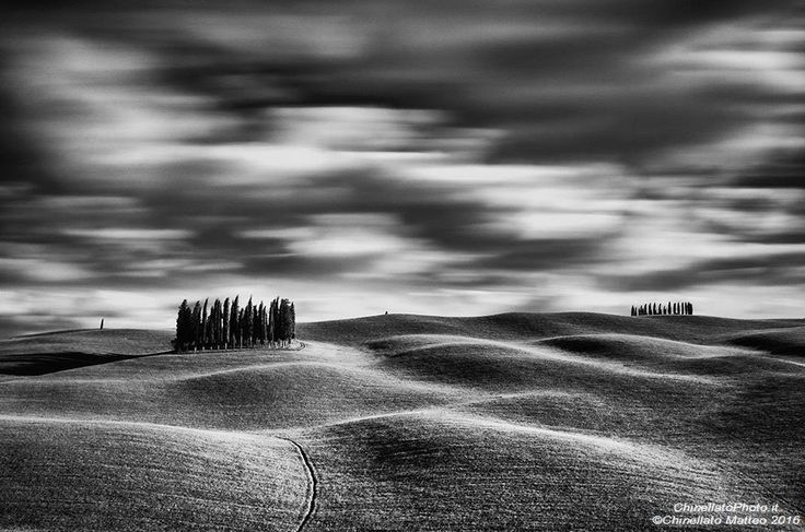 ⭐ SELECTION OF THE DAY ⭐  by #Expo #FineArt #Photography Val D'Orcia - 2016 Photo © Matteo Chinellato #Landscape