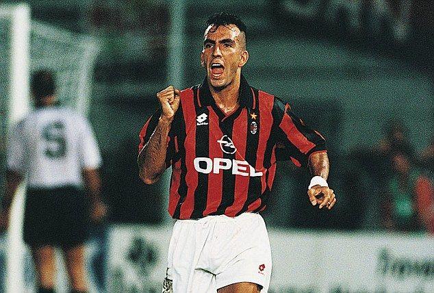 Paulo Di Canio (AC Milan)