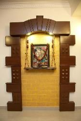 Wall Temple Design For Home Flisol Home