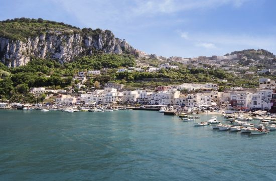 Capri Island Tour #Naples #Italy