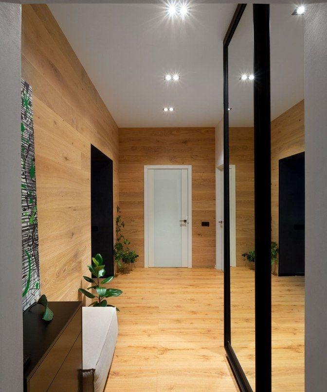 Современный дизайн 3-комнатной квартиры 80 кв.м. - Дизайн интерьеров   Идеи вашего дома   Lodgers