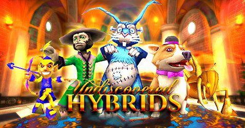 Frostcaller: Undiscovered Hybrids in Wizard101