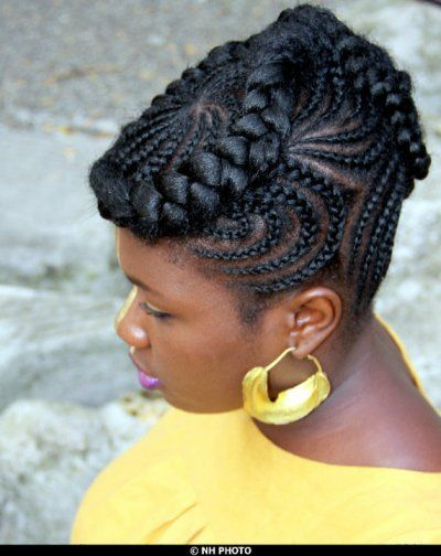 53 Best Ideas About Natural Hair Styles Braids On