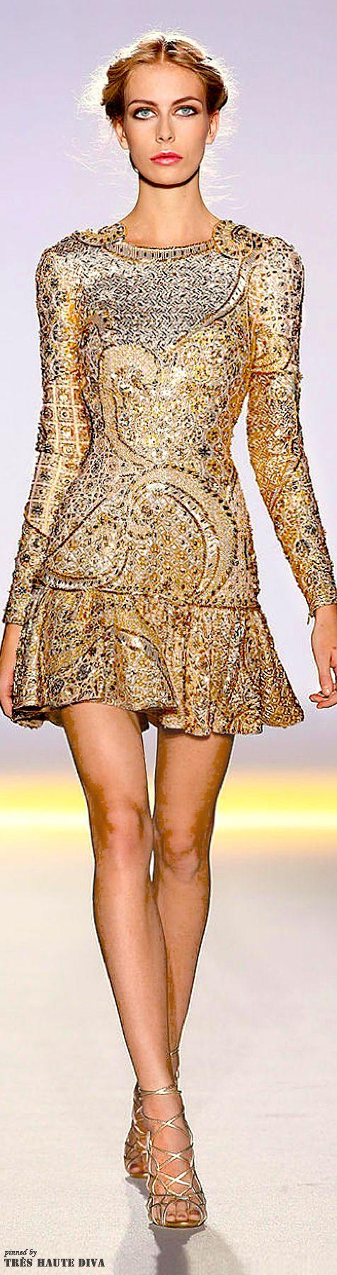 Zuhair Murad Spring/Summer 2013 Couture http://www.epicee.com