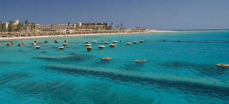 snorkeling places in Egypt - Sunken City