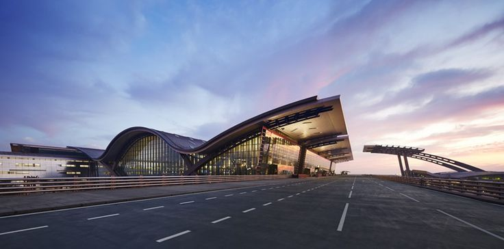 HOK, Hamad International Airport Passenger Terminal Complex (architecture)