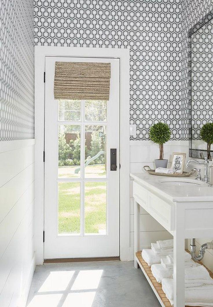 38 Favorite bathroom rooms featuring shiplap decor – Mod farmhouse
