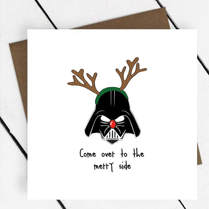 40 Beautiful Christmas Cards Guaranteed to Make You Smile