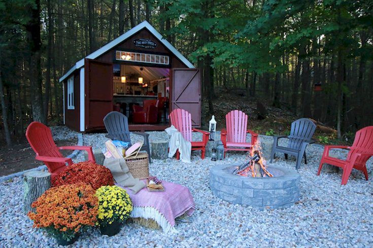 50 Best Bar Shed Images On Pinterest Patio Backyard And