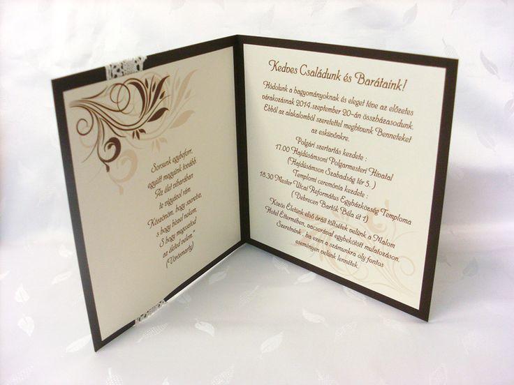 csipkés esküvői meghívó 05.02