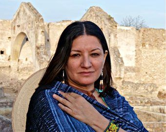 "Sandra Cisneros  ""They say when somebody dies, part of you dies with them. What they forget is that when you were born, part of them was born in you."""