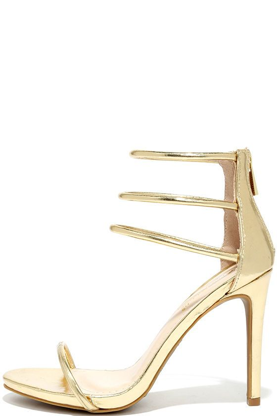 Best 25  Gold dress sandals ideas on Pinterest | Metallic gold ...
