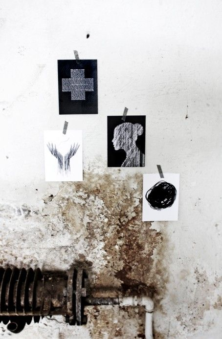 Vykort 4-pack  Formelle Design #nordicdesigncollective