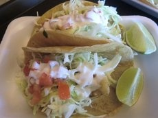 Is craving fish tacos from El Zarape in San Diego.  The best!