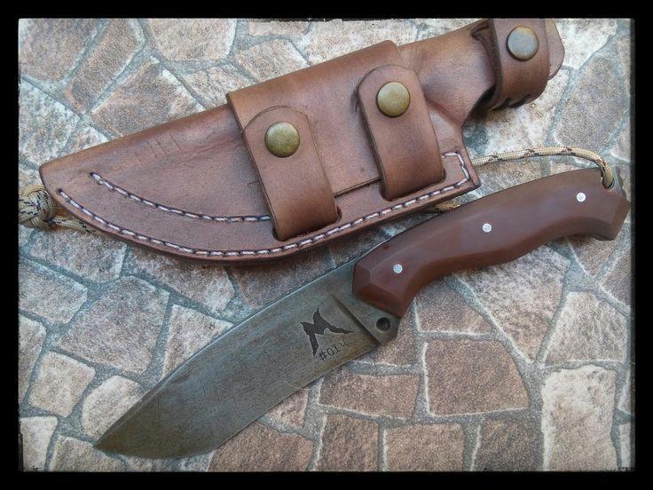 Jockey #014 facebook.com/monsterknives