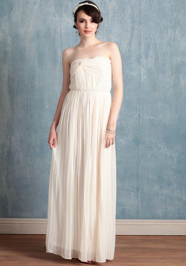 25 best Budget Wedding Dresses images on Pinterest | Wedding frocks ...