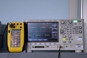 Taratura in Frequenza per Calibratore di Pressione