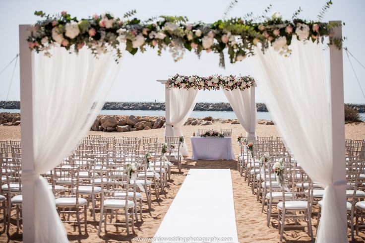 weddings by rebecca beach ceremony. Vilamoura beach wedding. Wedding finishing touches. Algarve wedding rental company