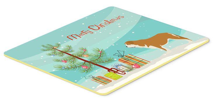 Mastin Epanol Spanish Mastiff Christmas Kitchen or Bath Mat 20x30 BB8511CMT