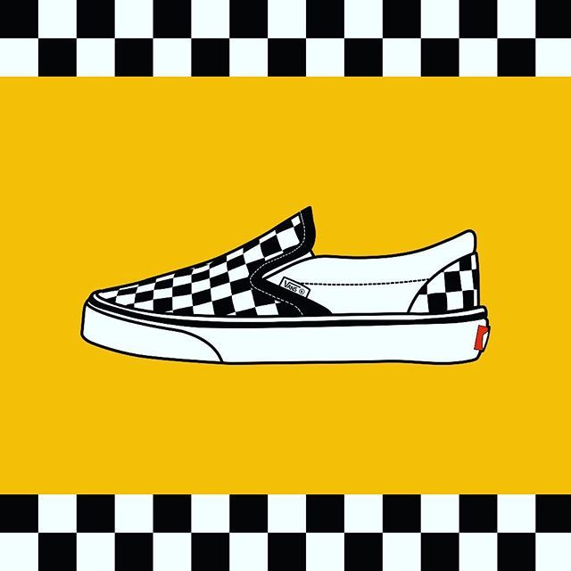 Vans Illust Icon Drawing Vector Graphicdesign Vans Shoes