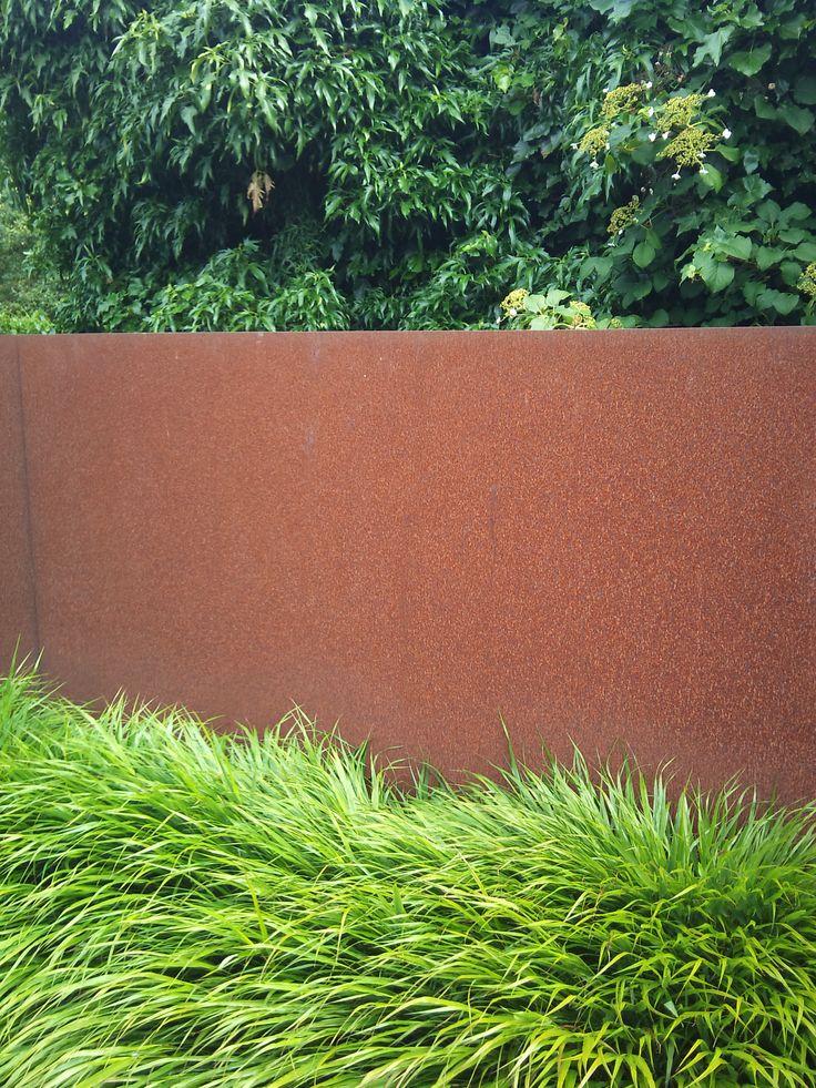 Corten Steel | Garden Design Eye