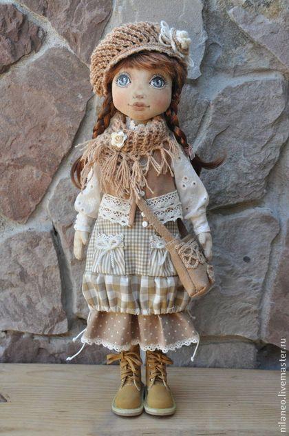 Коллекционные куклы ручной работы. Ярмарка Мастеров - ручная работа Карамелька…