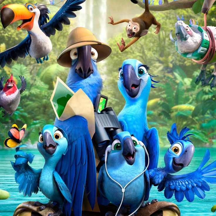 Movie Quotes from Rio 2
