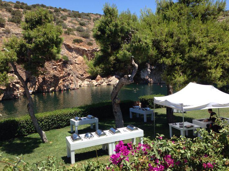 Vouliagmeni lake_athens_greece