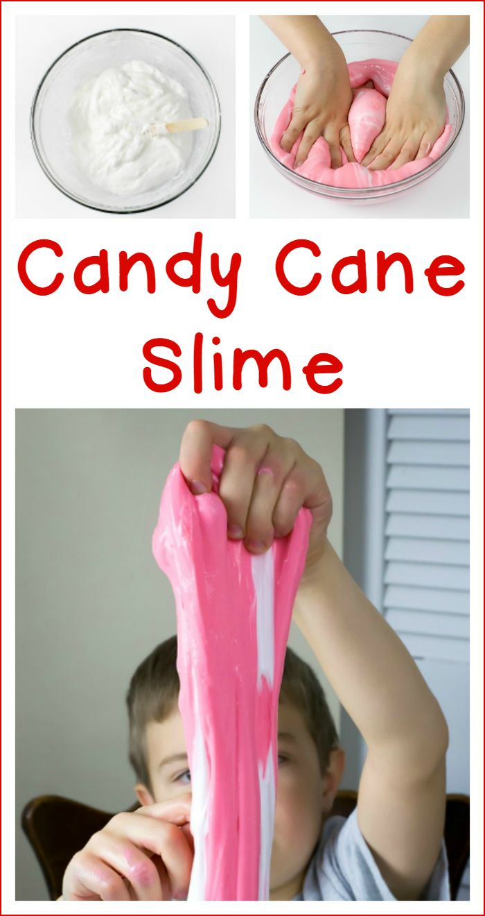 how to make slime with things at home