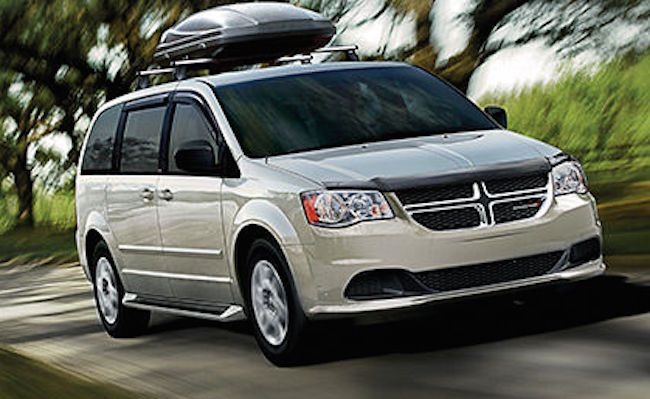 Three Reasons Why The 2016 Grand Caravan Is So Versatile Grand