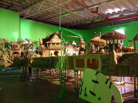 Aardman Animation Studio