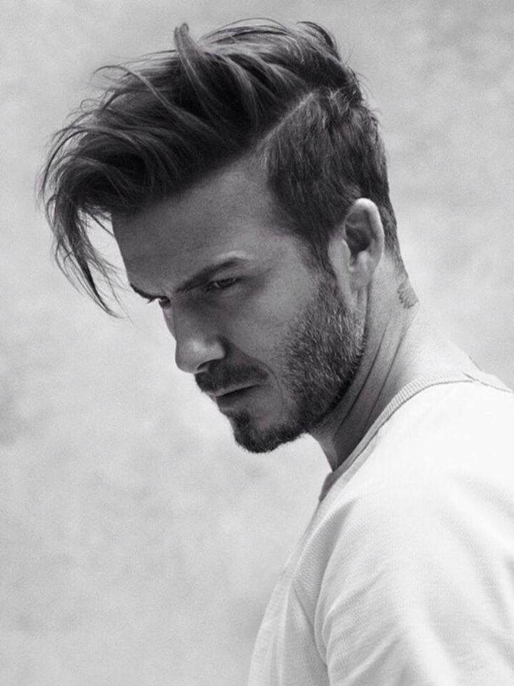 Mens hair style 2015 David Beckam