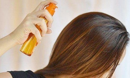 Рецепт спрея от спутывания волос! 0