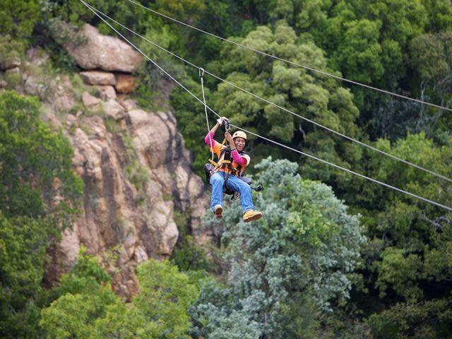 Magaliesberg Canopy Tour | Magaliesberg, Gauteng, South Africa