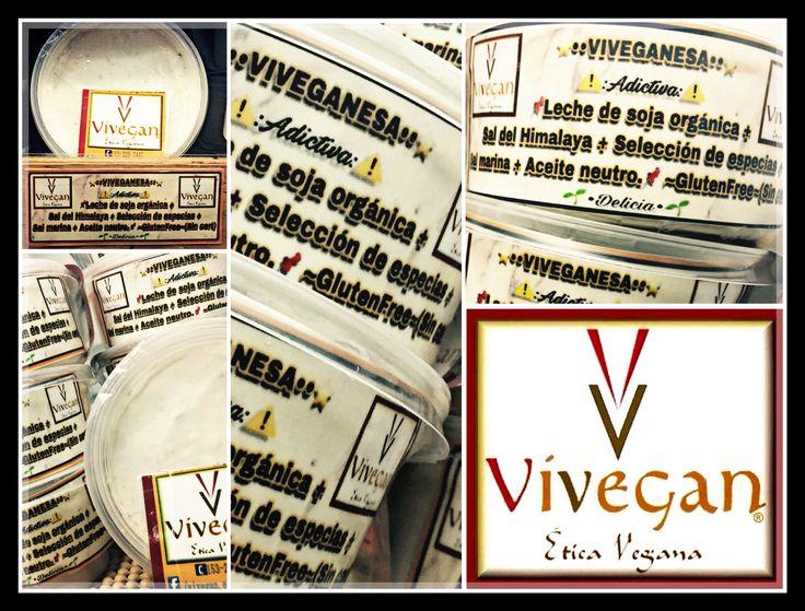 """🌱La primera y única ofreciéndose como tal, de venta en góndola de supermercado desde 2013. 🌱//////////////////💡  Ahora en #BarrioChino en """"Tina & Co"""", Mendoza 1678, todos los días! En la parte de """"Quesos veganos"""".  💡/////////////////////// •Ingredientes• <Leche de soja orgánica + Sal del Himalaya + Selección de especias + Sal marina + Aceite neutro.> ~GlutenFree~ ⭐️Nueva Etiqueta!⭐️"""
